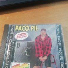 CD de Música: RAR CD. PACO PIL. MEGAMIX 40 PRINCIPALES. 8 TRACKS. Lote 254004250