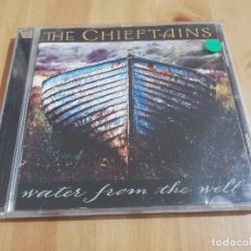 CDs de Música: THE CHIEFTAINS. WATER FROM THE WALL (CD). Lote 254005165