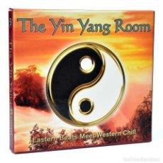 CDs de Música: THE YIN YANG ROOM. 2 X CD BOX SET. Lote 254019760