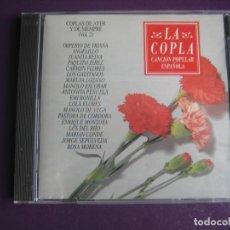 CDs de Música: CD RECOP COPLA - 18 TEMAS CLASICOS - CONCHA PIQUER - IMPERIO TRIANA - LOLA FLORES - ROSA MORENA ETC. Lote 254070305