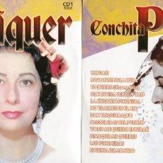 CDs de Música: 2 CDS. CONCHA PIQUER. LOS ÉXITOS.. Lote 254088845