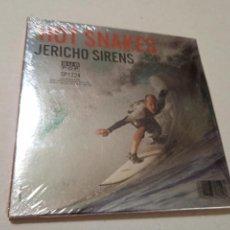 CDs de Música: HOT SNAKES. JERICHO SIRENS. 10 TEMAS. DIGIPACK. PRECINTADO.. Lote 254133950