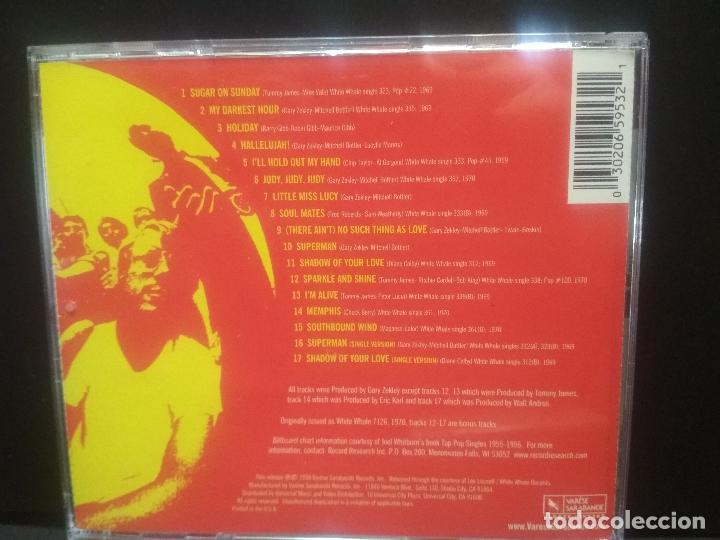 CDs de Música: THE CLIQUE THE CLIQUE CD USA 1998 Pepeto Top - Foto 2 - 254154675
