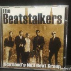 CDs de Música: THE BEATSTALKERS SCOTLAND'S Nº 1 BEAT GROUP CD UK 2005 PEPETO TOP. Lote 254158750