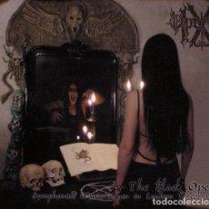 CDs de Música: OPERA IX - THE BLACK OPERA: SYMPHONIAE MYSTERIORUM IN LAUDEM TENEBRARUM - CD DIGIPACK. Lote 254167195