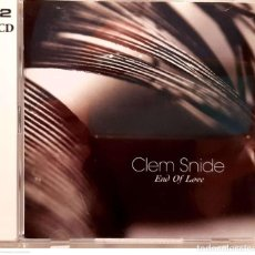 CDs de Música: CLEM SNIDE ‎– END OF LOVE. Lote 254179515