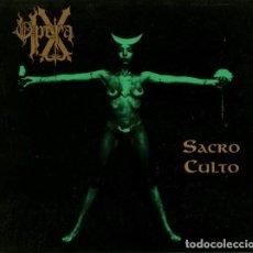 CDs de Música: OPERA IX - SACRO CULTO - CD. Lote 254224085
