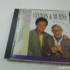 CDs de Música: BOBBY VINTON - GEORGE BURNS - AS TIME GOES BY - CD C 6. Lote 254257335