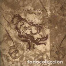 CDs de Música: RACHEL'S / MATMOS - FULL ON NIGHT - CD. Lote 254259515