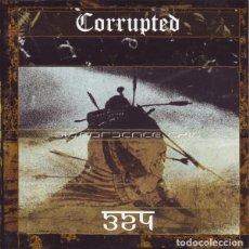 CDs de Música: DISCORDANCE AXIS / CORRUPTED / 324 - CD. Lote 254262025