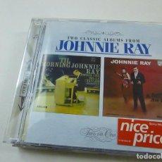 CDs de Música: JOHNNIE RAY - RIL MORNING - A SINNER AM I - CD - C 6. Lote 254314030