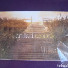 CDs de Música: CHILLED MOODS - CAJA 4 CDS PRECINTADA 2002 - 80 TEMAS - ELECTRONICA POP NEW AGE - VERSIONES CLASICOS. Lote 254358780