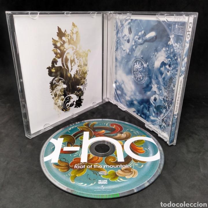CDs de Música: A-HA - FOOT OF THE MOUNTAIN - 2009 - CD - AHA - A HA - Foto 3 - 254402315