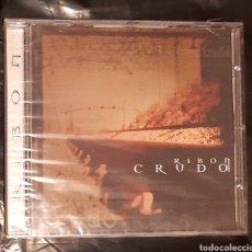 CDs de Música: RIBON - CRUDO DOBLE ZERO LOS SECUACES CAPITA SWING 1997. Lote 254408915
