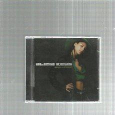 CD de Música: ALICIA KEYS SONGS IN A MINOR. Lote 254433995