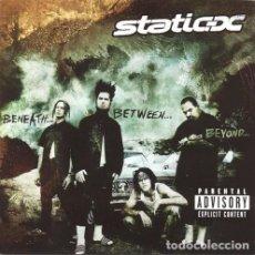 CDs de Música: STATIC-X - BENEATH...BETWEEN...BEYOND.... Lote 254437510