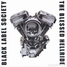 CDs de Música: BLACK LABEL SOCIETY - THE BLESSED HELLRIDE. Lote 254438570
