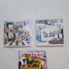 CDs de Música: THE BEATLES ANTHOLOGY ( 1, 2, 3 ) TOTAL 6 CD. Lote 254439875
