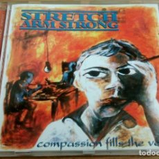 CDs de Música: STRETCH ARM STRONG – COMPASSION FILLS THE VOID CD HARDCORE EDICIÓN USA AÑO 1997. Lote 254440200