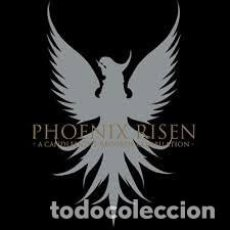 CDs de Música: VARIOS ARTISTAS - PHOENIX RISEN (DEATH; BLACK; INDUSTRIAL; METAL). Lote 254443345