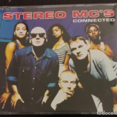 CDs de Música: STEREO MC'S - CONNECTED. Lote 254447635