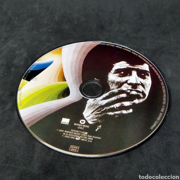 CDs de Música: VICTOR JARA - EL DERECHO DE VIVIR EN PAZ - 2001 - 2003 - CD - Foto 7 - 254454940