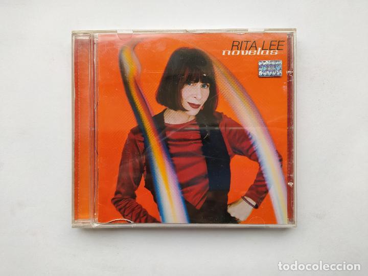 RITA LEE. NOVELAS. CD. TDKCD38 (Música - CD's Pop)