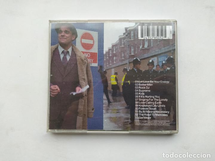 CDs de Música: Robbie Williams - Sing When Youre Winning - CD. TDKCD38 - Foto 3 - 254455140
