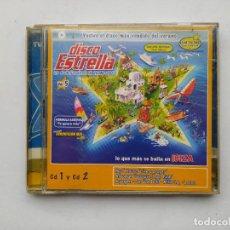 CDs de Música: DISCO ESTRELLA. VOL. VOLUMEN 5. CD 1 Y CD 2. TDKCD38. Lote 254455405