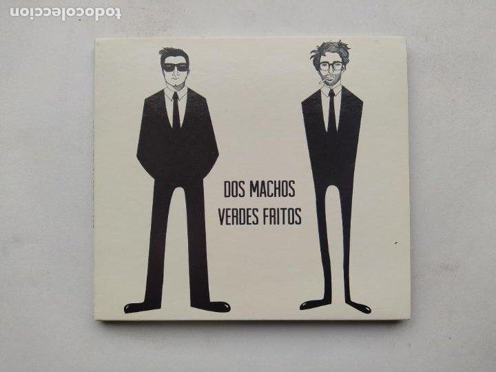 DOS MACHOS VERDES FRITOS. CD. TDKCD38 (Música - CD's Pop)