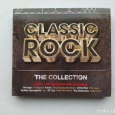 CDs de Música: CLASSIC ROCK COLLECTION 3 CD'S. 60 DEFINITIVE HITS INCLUDING. TDKCD38. Lote 254456220