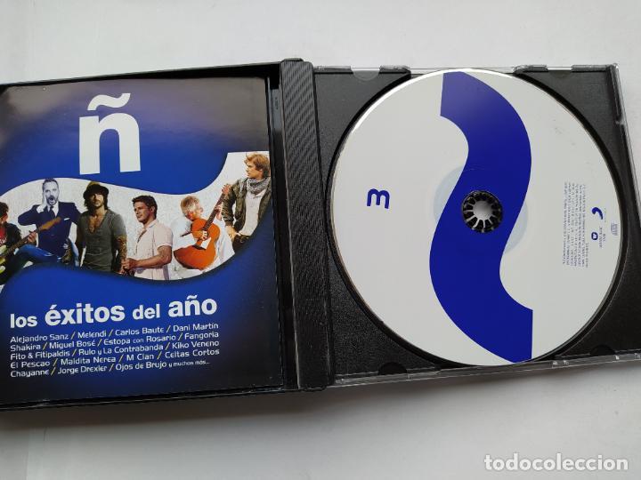 CDs de Música: Ñ. LOS EXITOS DEL AÑO. 3 CDS. VARIOS ARTISTAS. TDKCD38 - Foto 2 - 254456345
