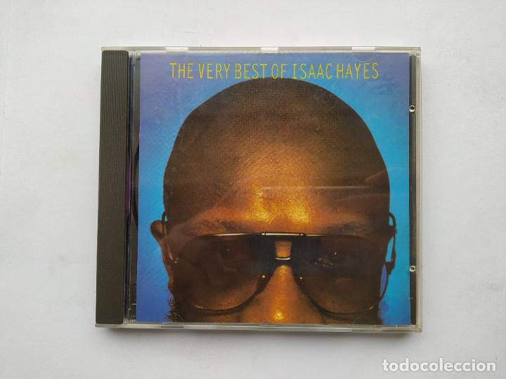 CDs de Música: Isaac Hayes - The Very Best Of. CD. TDKCD38 - Foto 1 - 254456425