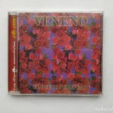 CDs de Música: VENENO - EL PUEBLO GUAPEAO CD. TDKCD38. Lote 254456545