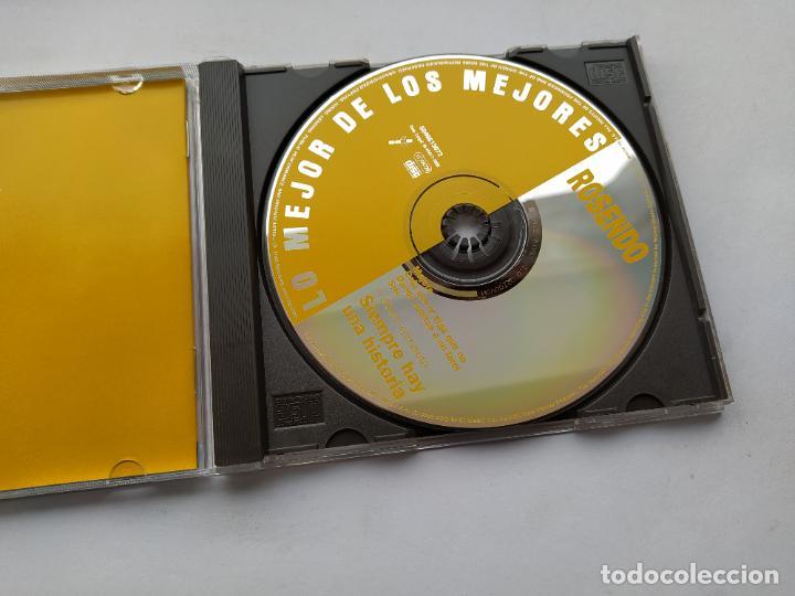 CDs de Música: ROSENDO - SIEMPRE HAY UNA HISTORIA... EN DIRECTO - CD. TDKCD38 - Foto 2 - 254456625