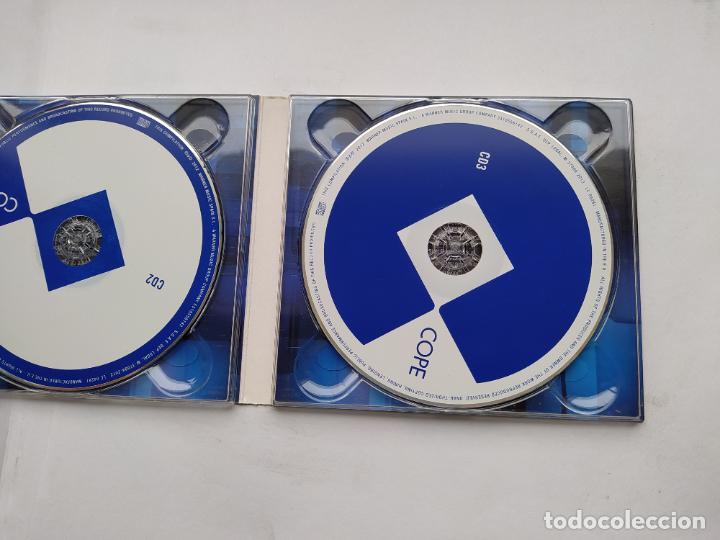 CDs de Música: CADENA COPE. 3 CDS. VARIOS ARTISTAS. TDKCD38 - Foto 2 - 254456785