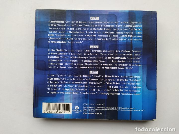 CDs de Música: CADENA COPE. 3 CDS. VARIOS ARTISTAS. TDKCD38 - Foto 4 - 254456785