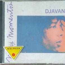 CDs de Música: CD / DJAVAN - MEUS MOMENTOS, 1994. Lote 254462940