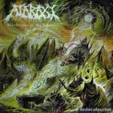 CDs de Música: ATARAXY - REVELATIONS OF THE ETHEREAL. Lote 254487350