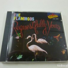 CDs de Música: THE FLAMINGOS- REQUESFULLY YOURS - CD - C 6. Lote 254493220