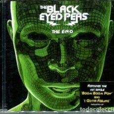 CDs de Música: THE BLACK EYED PEAS (THE END) CD 2009. Lote 254496160