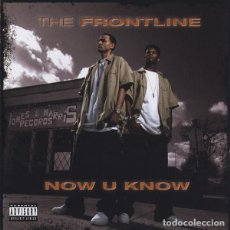 CDs de Música: CD THE FRONTLINE - NOW U KNOW - PENALTY PEN 7005 - LANDMARK - US PRESS(EX++EX++). Lote 254498555