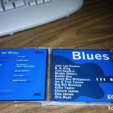 CDs de Música: MAESTROS DEL BLUES (JOHN LEE HOOKER, B.B. KING. MUDDY WATERS...). Lote 254502290