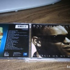 CDs de Música: RAY CHARLES - THE VERY BEST (1994). Lote 254503715