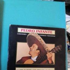 CDs de Música: CAJA CON SET DE 3 CD PEDRO INFANTE. Lote 254511345