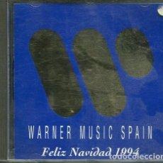 CDs de Música: WARNER MUSIC SPAIN (FELIZ NAVIDAD 1994) CD WEA 1994. Lote 254518150
