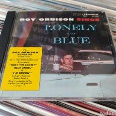 CDs de Música: ROY ORBISON SINGS LONELY AND BLUE. CD BUEN ESTADO.. Lote 254518155