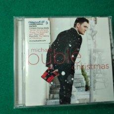 CDs de Música: MICHAEL BUBLE. CHRISTMAS. CD + DVD.. Lote 254518555