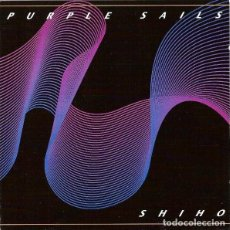 CDs de Música: SHIHO - PURPLE SAILS - CD. Lote 254518840