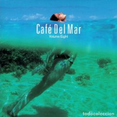 CDs de Música: CAFÉ DEL MAR - VOLUME EIGHT - CD. Lote 254524410